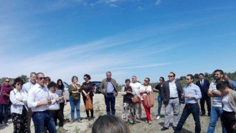 Campaña promocional en Malpartida de Cáceres