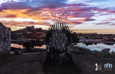 poster de juego de tronos de Malpartida
