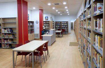 Biblioteca Pública Malpartida de Cáceres