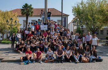 Alumnos del IESO 'Los Barruecos' participan en un programa de intercambio en Portugal