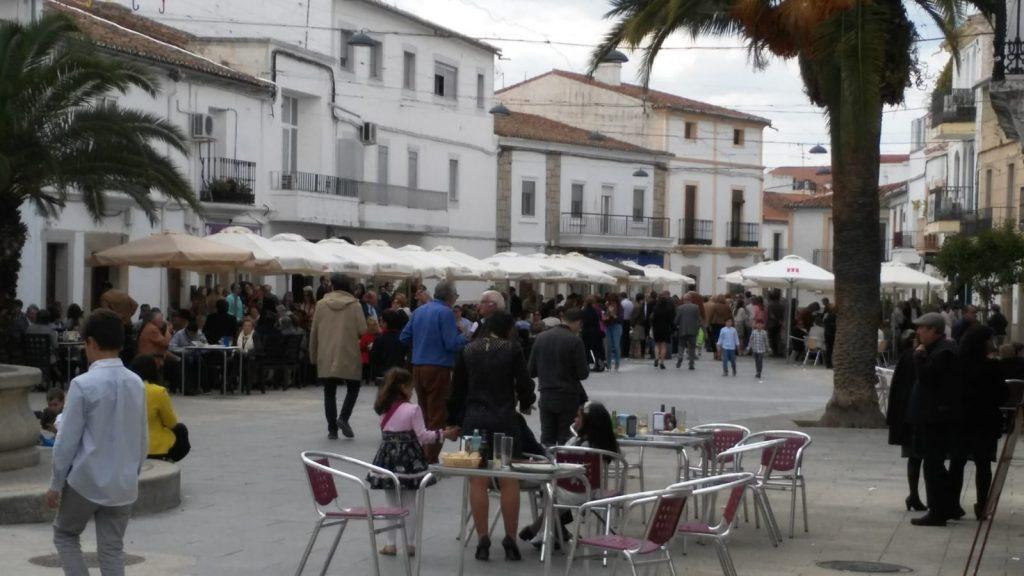 Turismo en Semana Santa en Malpartida de Cáceres