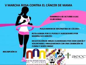 deporte contra el cáncer