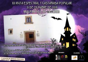Halloween en Malpartida de Cáceres