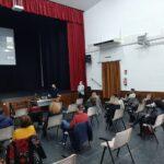 Curso escaparatismo Plan de Emprendimiento Malpartida de Cáceres