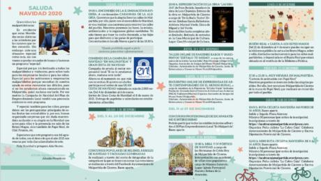 Programa de Navidad 2020