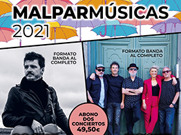 Cartel Malparmusicas 2021