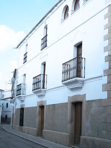 Casa Bernabé Morán.