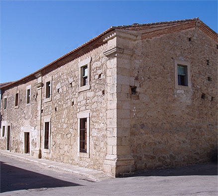 Palace of the Parras Street