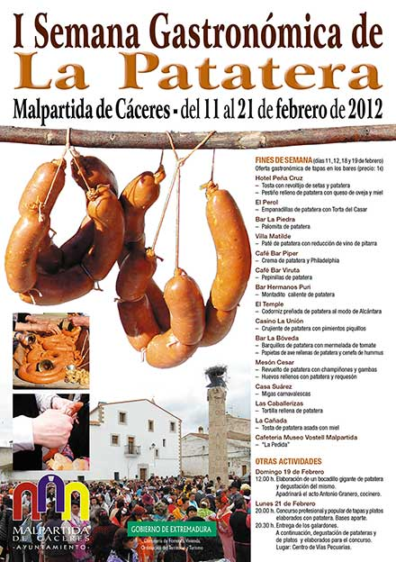 Week of the Patatera Gourmet